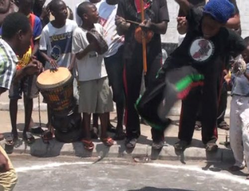 Abibifahodie Asako (Capoeira) + Ẹgbẹ́ Ogun/Nkala Asako